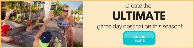 Create the ultimate game day destination.