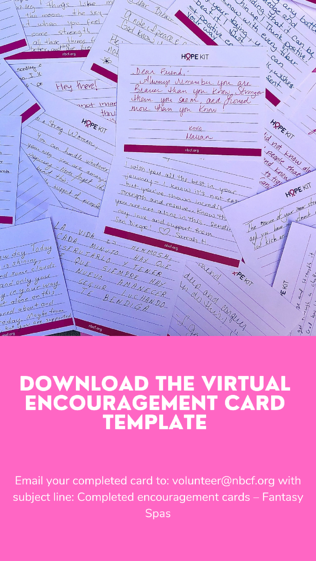 DOWNLOAD THE VIRTUAL ENCOURAGEMENT CARD TEMPLATE